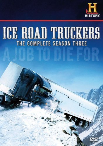 Ice Road Truckers Ice Road Truckers Season 3 Nr 4 DVD