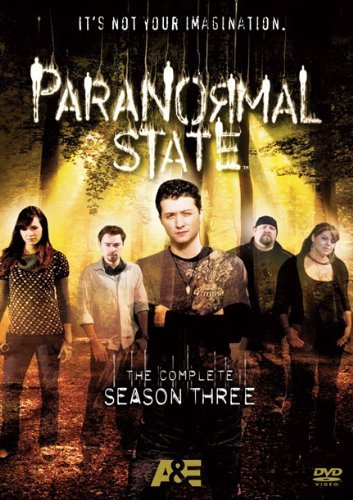 Paranormal State Season 3 DVD Nr