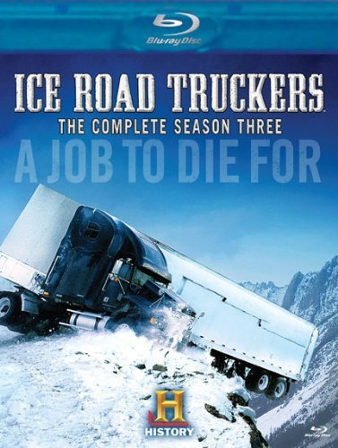Ice Road Truckers Ice Road Truckers Season 3 Blu Ray Ws Nr 3 Br