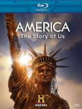 America The Story Of Us America The Story Of Us Blu Ray Ws Nr 3 Br