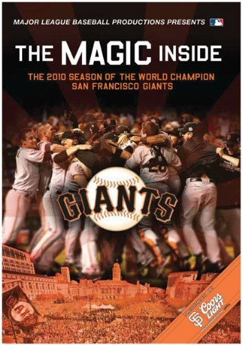 2010 San Francisco Giants Mag 2010 San Francisco Giants Mag Nr
