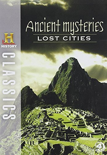 Ancient Mysteries Lost Cities History Classics Nr 4 DVD