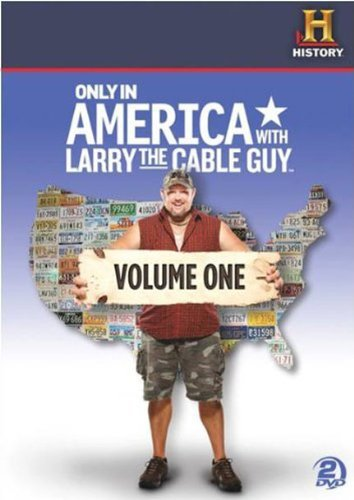 Only In America With Larry The Only In America With Larry The Nr 2 DVD