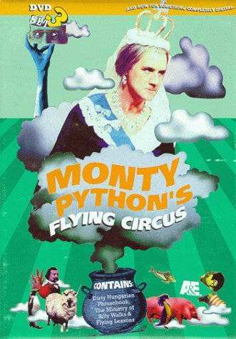 Monty Python's Flying Circus Set 3 Complete Clr Nr 2 DVD