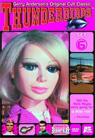 Thunderbirds Thunderbirds Set 6 Nr 2 DVD