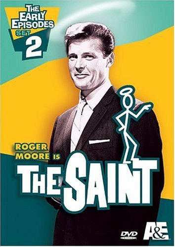 Saint Early Episodes Set 2 Clr Nr 4 DVD