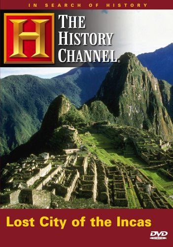 In Search Of History Lost City Of The Incas DVD Mod This Item Is Made On Demand Could Take 2 3 Weeks For Delivery