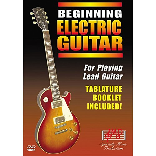 Music Instruction Beginning Electric Guitar