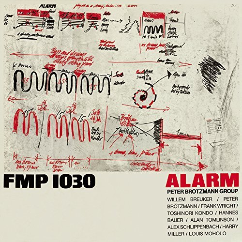 Peter Group Brotzmann Alarm (1981)