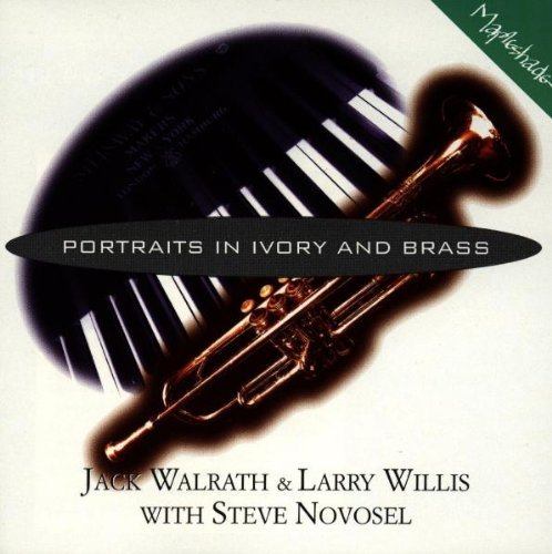 Walrath Willis Novosel Portraits In Ivory & Brass