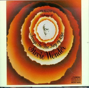 Wonder Stevie Songs In The Key Of Life