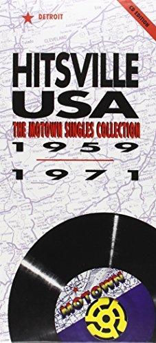 Hitsville Usa/Vol. 1-1959-Motown Singles Col@4 Cd@Hitsville Usa