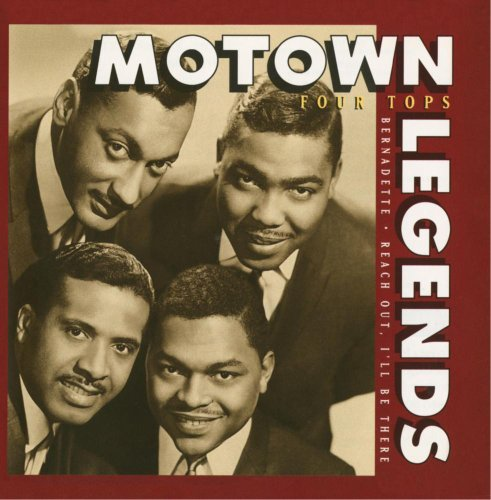 Four Tops Bernadette Motown Legends