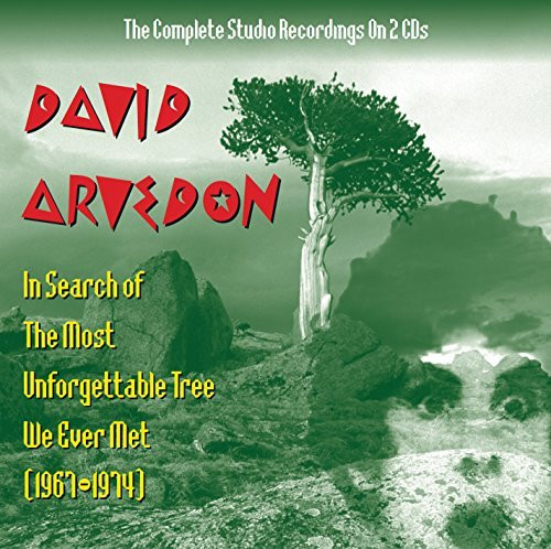 David Arvedon In Search Of The Most Unforget 2 CD Incl. 24 Pg. Booklet