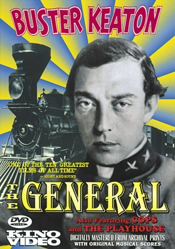General (1927) Keaton Mack Cavender Farley Ke Nr 3 On 1