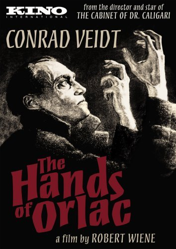 Hands Of Orlac (1924) Hands Of Orlac (1924) Bw Nr