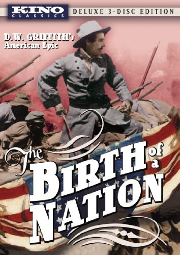 Birth Of A Nation (deluxe 3 Di Birth Of A Nation Bw Nr 3 DVD