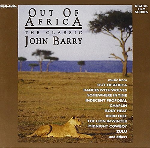 John Barry Out Of Africa & Other Film Sco Out Of Africa Hanover Street Dances With Wolves Born Free