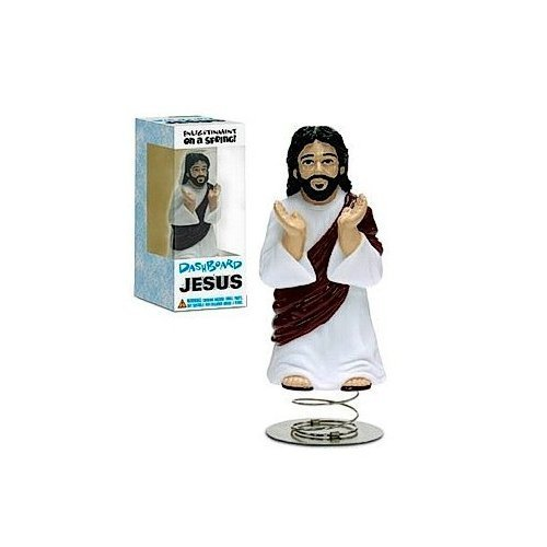 Novelty Dashboard Jesus