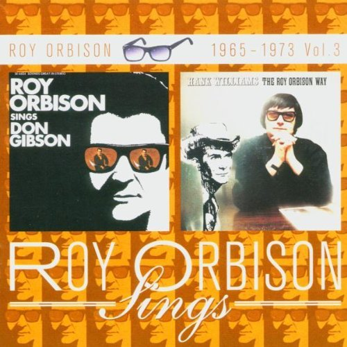Roy Orbison Sings Don Gibson Hank Williams Import Gbr 2 On 1