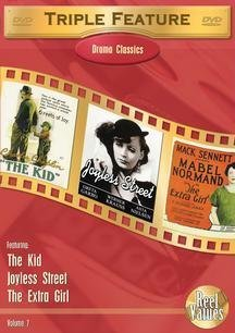 Reel Values Drama Triple Featu Vol. 7 Kid Joyless Street Extr Clr Nr 3 On 1