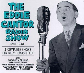 Eddie Cantor/Radio Shows 1942-43@Remastered