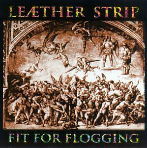 Leaether Strip Fit For Flogging