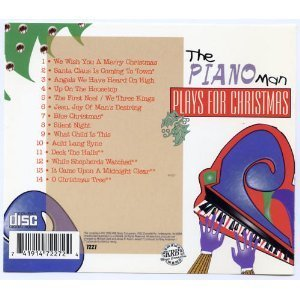 Piano Man Piano Man Plays For Christmas