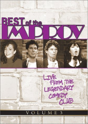 Best Of The Improv Vol. 3 Clr Nr