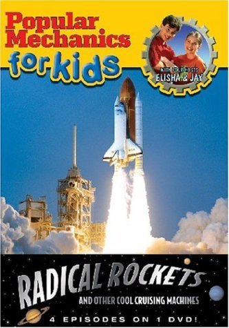 Popular Mechanics For Kids Radical Rockets & Other Cool C Clr Nr