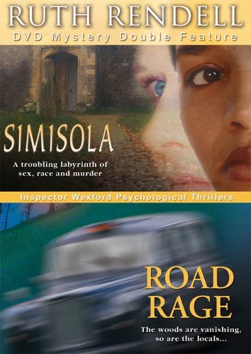 Road Rage Simisola Ruth Rendell Mysteries 2 DVD Set