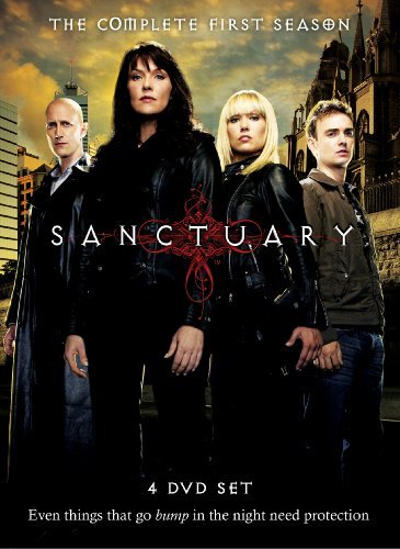 Sanctuary Season 1 DVD