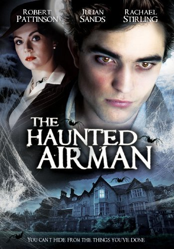 Haunted Airman Pattison Sands Stirling R