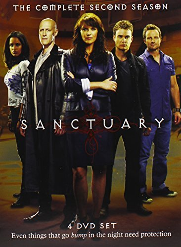 Sanctuary Season 2 DVD