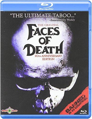 Original Faces Of Death Original Faces Of Death Blu Ray Ws Nr