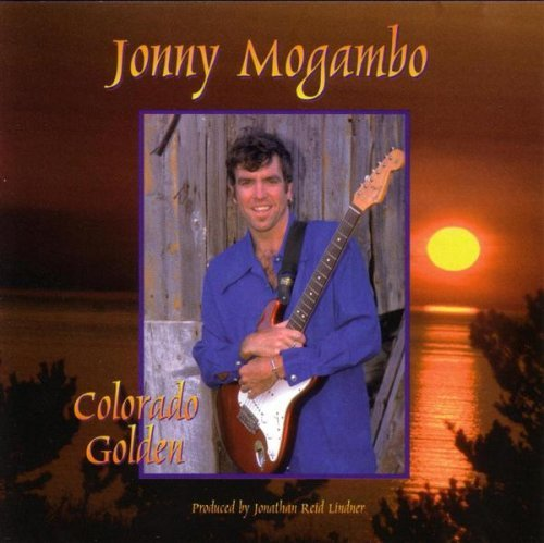 Jonny Mogambo Colorado Golden