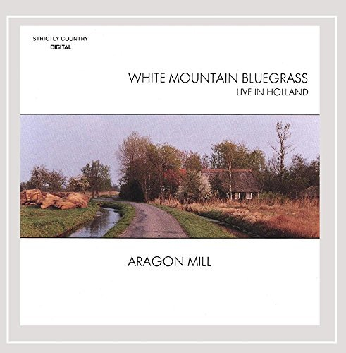 White Mountain Bluegrass Aragon Mill