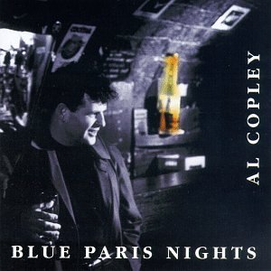 Al Copley Blue Paris Nights