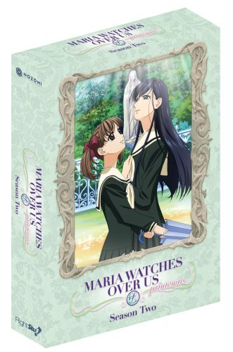Maria Watches Over Us Season 2 Jpn Lng Eng Sub Nr 4 DVD
