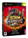 Xbox Dungeons & Dragons Heroes