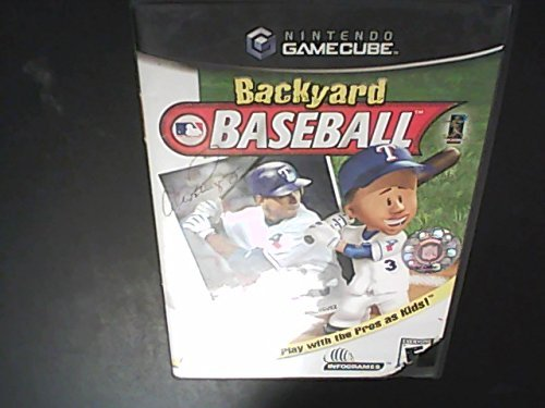 Cube Backyard Baseball