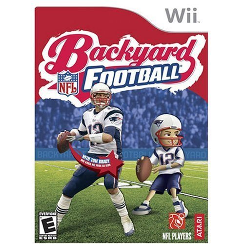 Goodwill Anytime. Wii Backyard Football 08