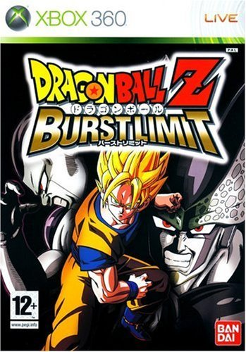 Xbox 360 Dragon Ball Z Burst Limit New