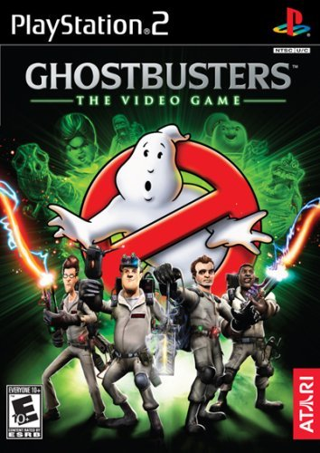 Ps2 Ghostbusters