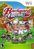 Wii Backyard Football 10 Atari Inc.