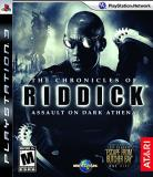 Ps3 Chronicles Of Riddick Assault On Dark Athena