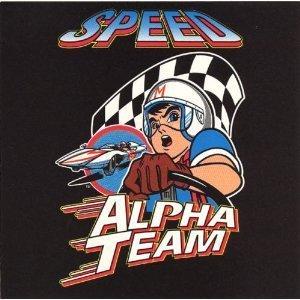 Alpha Team/Speed