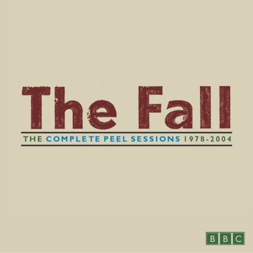 Fall Complete Peel Sessions 6 CD Set