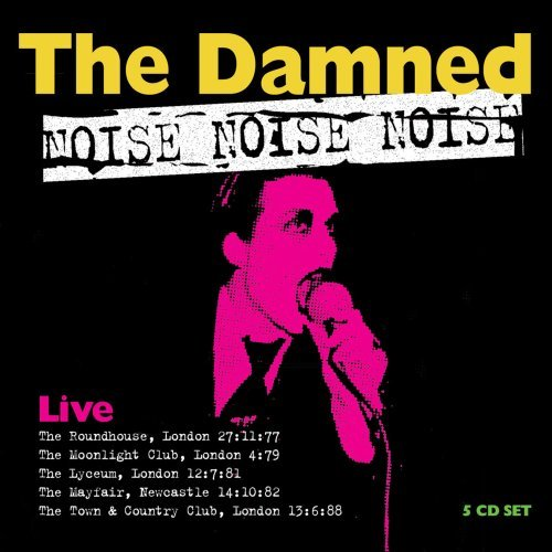 Damned Noise Noise Noise Live Box 5 CD Set