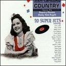 20th Century Country Vol. 1 Country Classics Honky Wells Smith Miller Cline Fargo 20th Century Country